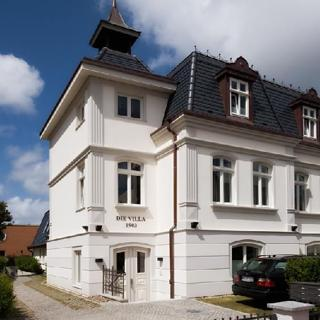 KÖNIG SYLT: Villa 1903 (HDV/04) - Westerland