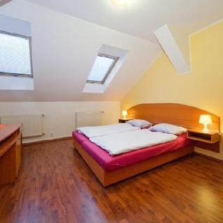 Bed and Breakfast in Prager Stadtzentrum - Prag