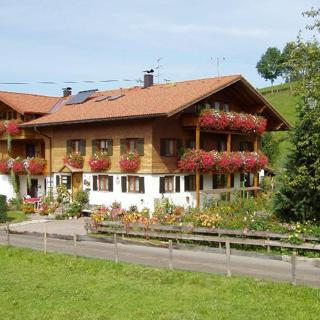 Landhaus Ritter Wohnung Rubihorn (60265) - Ferienwohnung ...