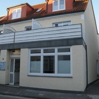 Haus Bornheim Wohnung 1 - Norderney