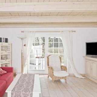 Blumenhof, Wohnung 6 - Hausscheibe - Westerland