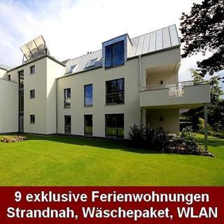 HAUS AALBEEK Whg. 2 Wismar - Timmendorfer Strand