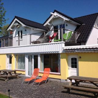 "Haus ""HAI"" am Fehmarnsund WG2 - Fehmarnsund"