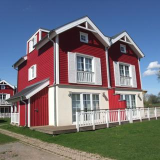 Doppelhaus am Meer - Sierksdorf