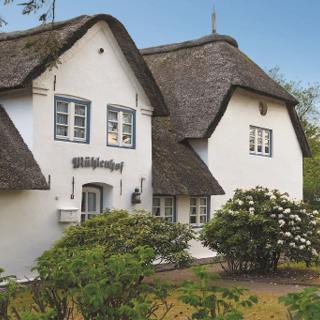 KÖNIG SYLT: Haus Mühlenhof (MHT/04) - Westerland