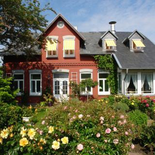 Haus Rosengarten - Tausendschön - Nebel