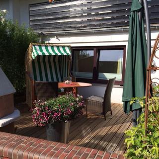 """""""Haus auf der Düne"""" Wohnung Strandhase  - Wittdün"""