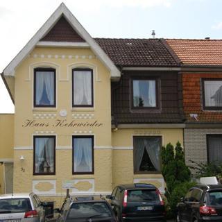 Wohnung Nordsee im Haus Kehrwieder - Cuxhaven