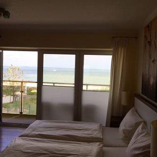 Seaside-Strandhotel Ocean View Zimmer 2 - Timmendorfer Strand