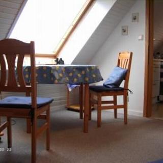 Haus am Deich, Wohnung im Dachgeschoß - Puttgarden