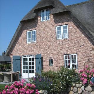 Landhaus Sternrenette - Wohnung Köv - Wenningstedt