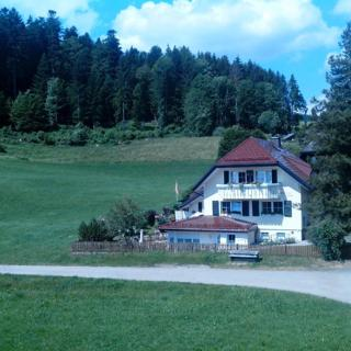 Kirchblick im Ferienhaus Carola - Hinterzarten