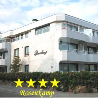 Haus Rosenkamp, Whg. 4 - Westerland