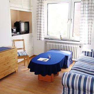 Haus Albrecht - Ferienwohnung 4 - Borkum