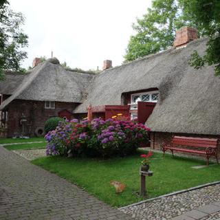 Hahnenhof-Volkhardt Whg 4 - Wrixum