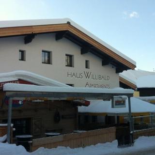 Appartment Willibald 1 - Saalbach