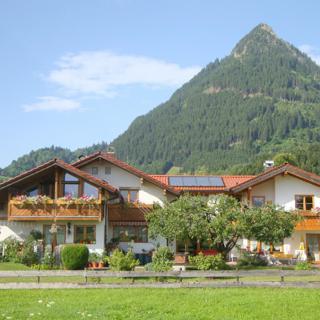 Ferienwohnung Haus Josefa Typ 3 - Burgberg im Allgäu