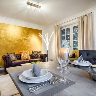 "Stylische 2-Zi-Neubau-FeWo ""Luxus-Lounge"" - Westerland"