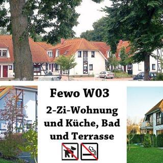 Ferienpark Gustow, 2-Zi-Fewo W03 - Gustow