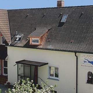 """Ferienwohnung """"Rolf"""" im Gästehaus Wilma - Langenargen"""