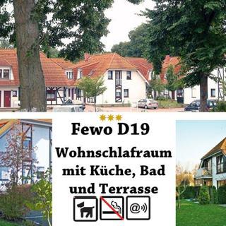 Ferienpark Gustow, 1-Zi-Fewo D19 - Gustow