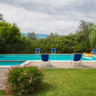 Casa Lazzeroni - Holiday home for 4/6 guests in Tuscany - Montaione, Località San Vivaldo