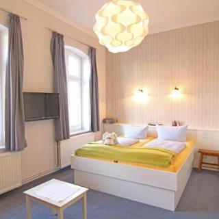 Kapitänshaus Lassen - Zimmer Amistad - Westerland