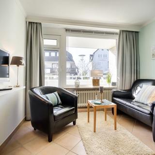 Gemütliches 1-Zi-Appartement in genialer Stadtlage - Westerland