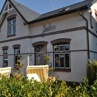 Appartments Seehüs, Wohnung Seestern - Westerland