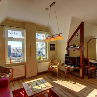 Villa Sonnenschein - Ferienwohnung Ostseeblick - Sassnitz