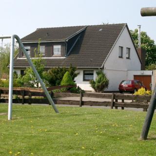 Ferienhaus Allin FW 3 - Westerdeichstrich