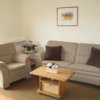 Gästehaus Eker - Wohnung 4 - Westerland