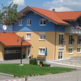 Ferien bei Spechts Wohnung 2 - Maierhöfen