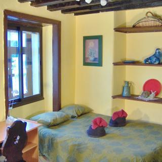 Apartamentos Monasterio de San Antonio - Kleines Studio (15qm) für junge Leute - Icod de los Vinos