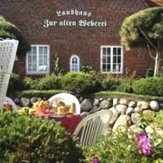 Landhaus Alte Weberei - App. 1 - Westerland