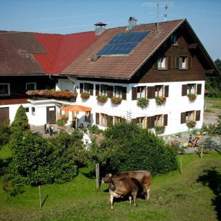 Ferienhof Fink - Ferienwohnung Gänseblümchen  - Opfenbach