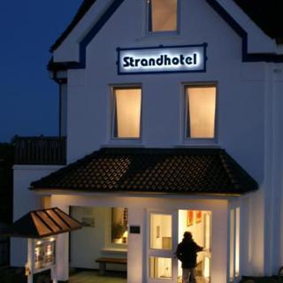 Doppelzimmer im Strandhotel Sylt - Wenningstedt