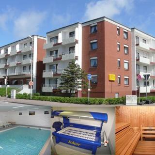 Haus Norderhoog Appartement 55 - Westerland