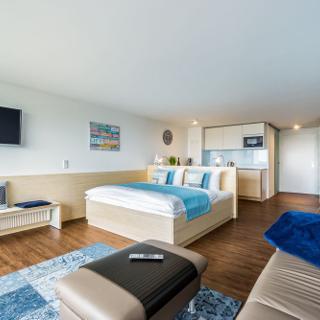 """Moderne Suite """"Captains-Lounge"""" in bester Lage - Westerland"""