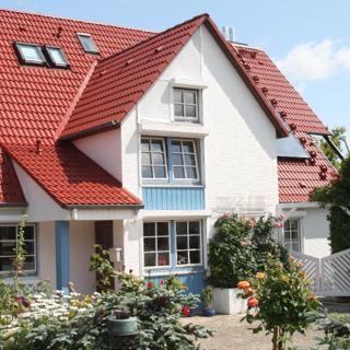 Haus Annabel, Ferienwohnung rechts - Scharbeutz