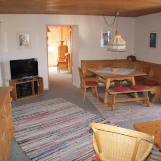 Haus Haidweg Wohnung 4 - 3,5-Zimmer, ca. 82 qm für 2-6 Personen im 1. Obergeschoss mit großem Balkon - Haidmühle