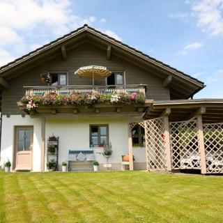 Ferienhaus Holzapfel Häusl Geiersthal bei Bodenmais - Geiersthal