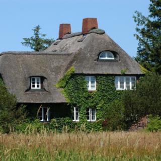 Haus Sommerwind, Maisonette 85qm - Nieblum