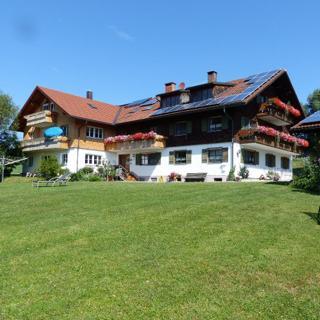 Landhaus Schmid Ferienwohnung Rubihorn  - Immenstadt