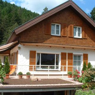 Ferienhaus Schenk - Wohnung Elme - Baiersbronn