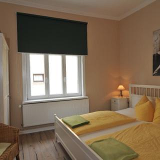 Gästehaus Cafe Orth, Zimmer 1 - Westerland