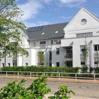 Victoriaresidenz Wohnung 8 - Westerland