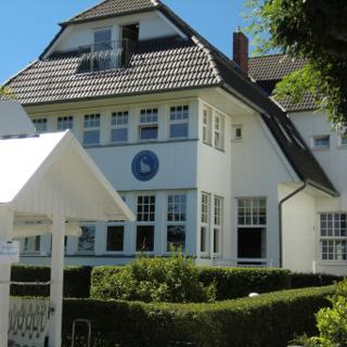 Strandvilla Silberner Fisch - Leuchtturm - Binz