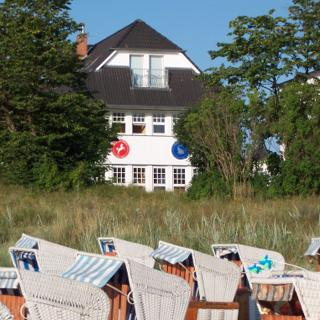 Strandvilla Silberner Fisch - Seestern - Binz