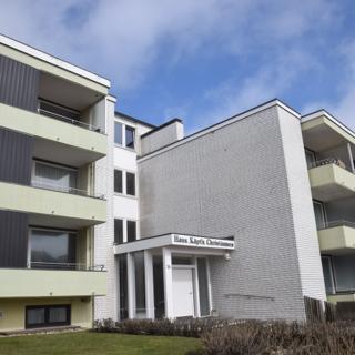 Haus Käptn Christiansen App. 41 - Westerland